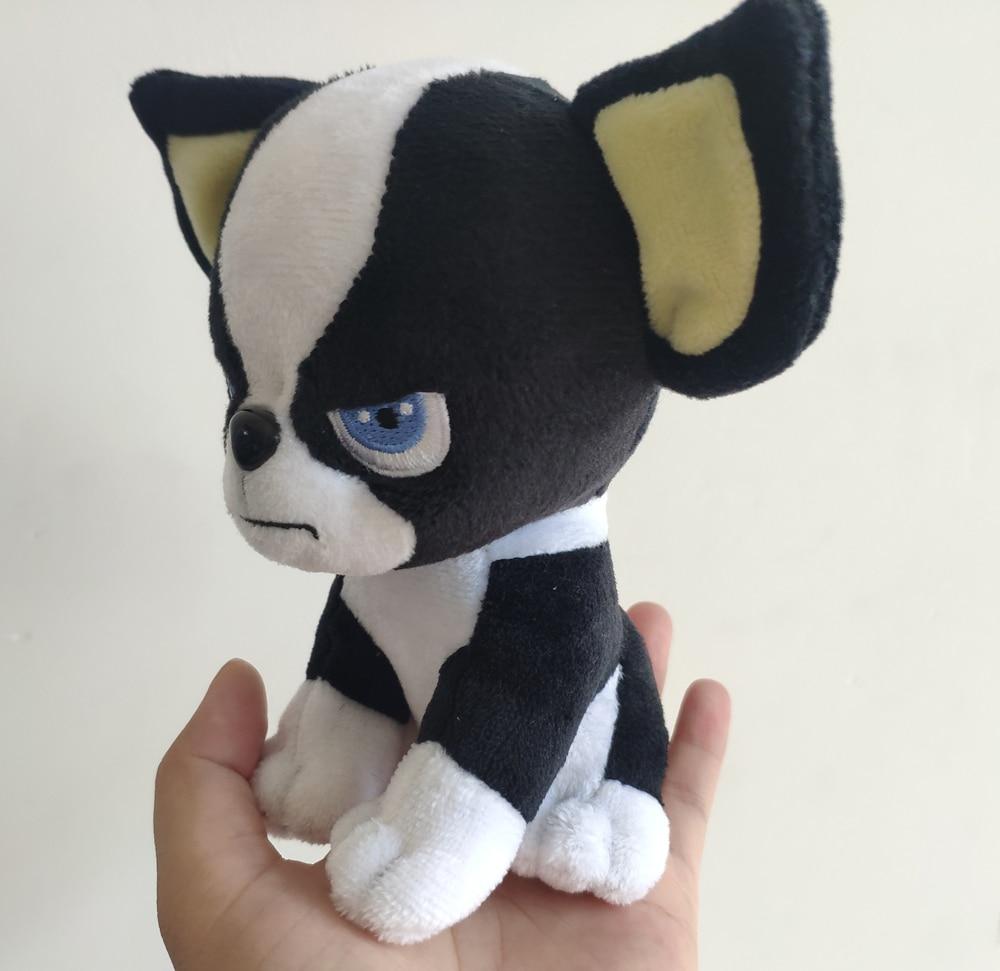 JoJos Bizarre Adventure Golden Wind Dog IGGY Plush Toy Stuffed plush toy new 1 - Jojo's Bizarre Adventure Merch