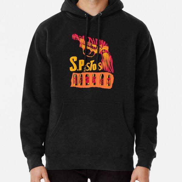 Sex Pistols Jojo bizzare adventure Fashion Mens Hoodies Oversize Sleeve Pullover Hoodies Men s Hip Hop - Jojo's Bizarre Adventure Merch