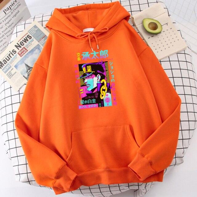 Star Platinum Jojo Bizarre Adventure Prints Mens Hoodies Warm Casual Streetwearthick Fashion Hooded Oversized Soft Men 6.jpg 640x640 6 - Jojo's Bizarre Adventure Merch